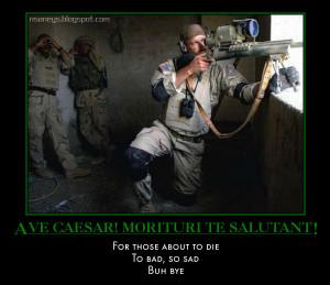 US Sniper Team: Thanks Guys