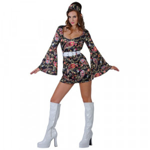 women clothes at 60s retro mini dresses