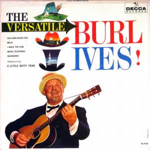 Burl Ives The Versatile