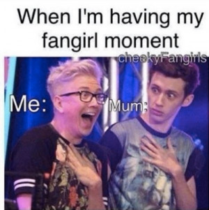 funny fangirl quotes