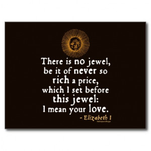 elizabeth_i_golden_speech_quote_post_cards ...