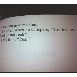 katniss and peeta quotes by kookiexxx