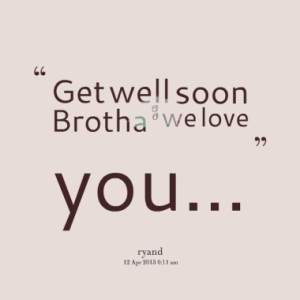 Filed Under Get Well Soon Quotes