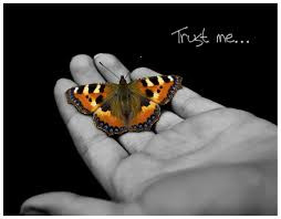 Trust is like a mirror..once its BROKEN you can never look at it the ...