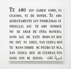 Spanish Quotes Love