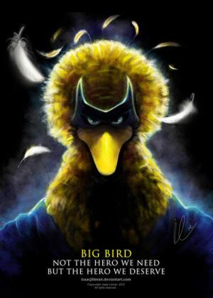 the big bird vs romney by isaac j litman big bird is the hero sesame ...