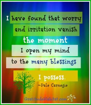 ... blessings…. Visit us at: www.GratitudeHabitat.com #gratitude-quote