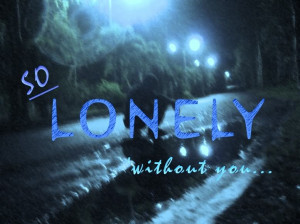 Feel Lonely Quotes About...