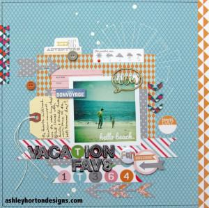 Vacation Fave - Scrapbook.com