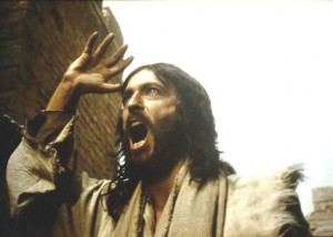 Did Jesus get mad when asked to heal people?