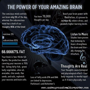 The Power of Your Amazing Brain