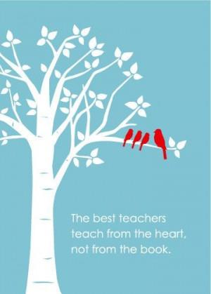 When I Grow Up / Gift for teacher - teacher gift - inspirational quote