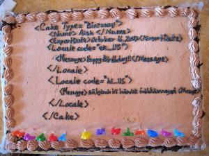 Geek Cakes: For Geeky Wedding or Geeky Birthday