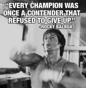 Rocky Balboa Quotes Inspirational