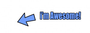 Am Awesome Facebook Cover