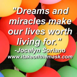 Finding Dreams and Miracles