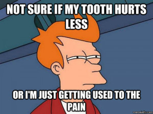 BLOG - Funny Toothache