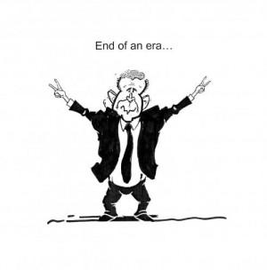 End of an era...