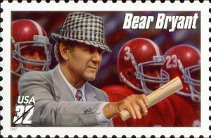 BEAR BRYANT IS DEAD AT 69; WON A RECORD 323 GAMES