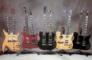 Unas De Las Tantas Guitarras Saul Slash Hudson G Fotolog   Pelauts.Com