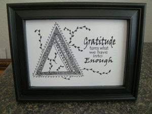 AA Recovery Gift Al-Anon NA Sponsor Sponsee Inspirational Art Quote ...