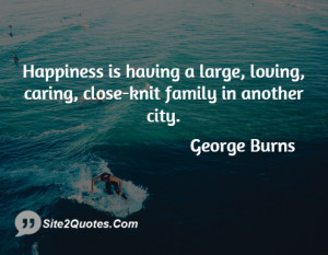 Funny Quotes - George Burns