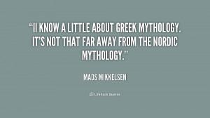 Greek Mythology Quotes About Life