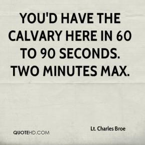 Calvary Quotes