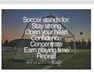 Soccer Is My Life Quotes Soccer quote