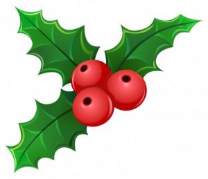 christmas mistletoe icon mistletoe