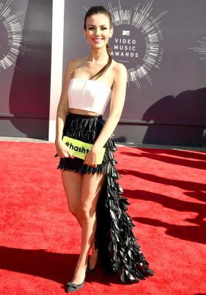 Victoria Justice: 2014 VMAs