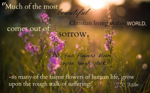 Miller Quotes on Suffering