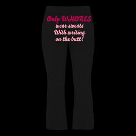 Funny Black Woman Airport Pants
