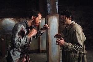 Alastair vs. Castiel
