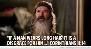 Duck Dynasty Bible Quote