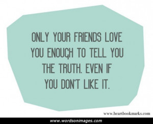 Friend Appreciation Quotes and Sayings