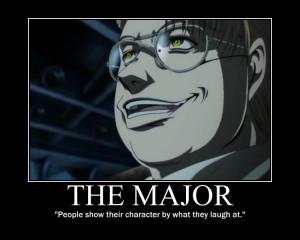Hellsing Ultimate Anime Characters Database
