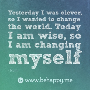Feelings Change Quotes Tumblr