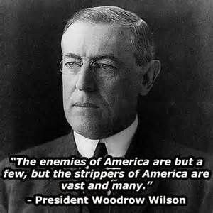 Woodrow wilson quotes, deep, wise, sayings, enemy