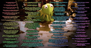 The Muppet Mindset by Ryan Dosier, ryguy102390@gmail.com