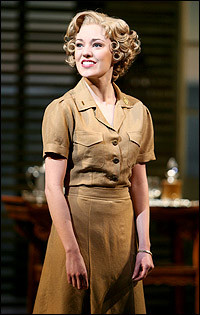 Laura Osnes South Pacific