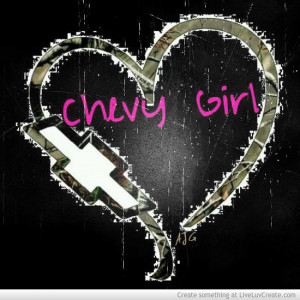 Country Chevy Girl