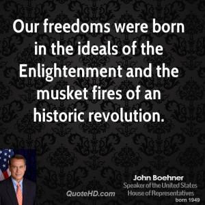 John Boehner Quotes