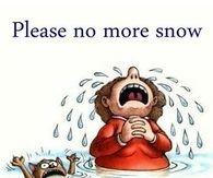 No More Snow Funny