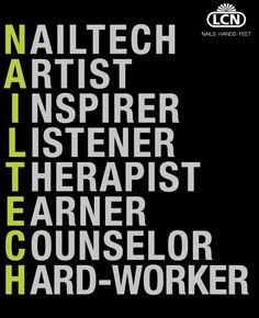 nail tech # nailsquote shillysworld