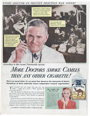 Doctor Quotes On Smoking