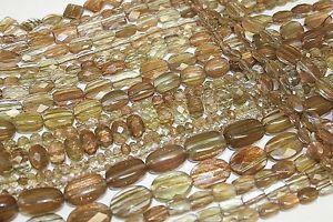 ... 15-Rutilated-Quartz-Beads-Citrine-w-Copper-Lines-Wide-Range-of-Shapes