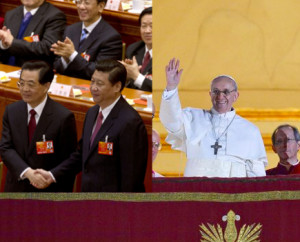 Xi Jinping Anointed PRC President, Jorge Mario Bergoglio Elected As ...