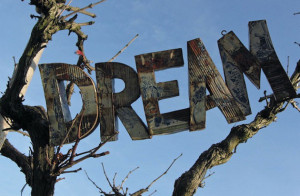 What are dreams made of exactly? It seems that their formula is ...