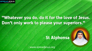 :St Alphonsa QUOTES HD-WALLPAPERS DOWNLOAD:CATHOLIC SAINT QUOTES ...